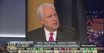 Matt Schlapp Blames Federal Workers For Shutdown Consequences