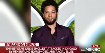 Jussie Smollett Survived Attempted Lynching, But Let's Not Call It A Hate Crime Just Yet
