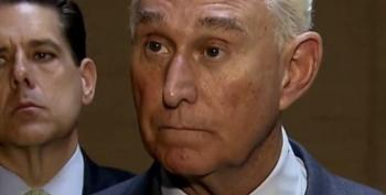 Roger Stone Charges Mueller In Weird Conspiracy Rant