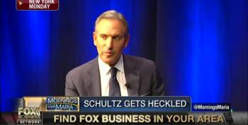 Howard Schultz Is Running As The Billionaire Party Candidate