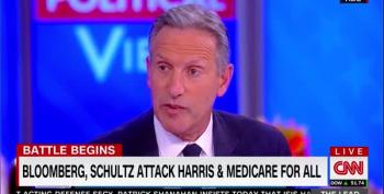 Billionaires Bloomberg And Schultz Really Hate Medicare For All