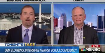 Meet The Press Daily Trots Out Ron Fournier To Chide Both Sides