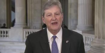 Sen. John Kennedy Accidentally Gives Trump's Wall A Name