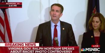 Gov. Northam Will Not Resign, Insists Blackface/Racist Photo Is Not Of Him