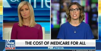 Fox Fearmongers Over Medicare-For-All