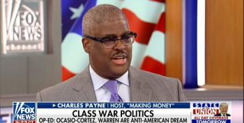 Fox's Charles Payne: AOC's Proposed Tax Plan Is 'Punitive' And Has 'A Racial Element'