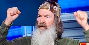 Duck Commander Yells About Medicare For All