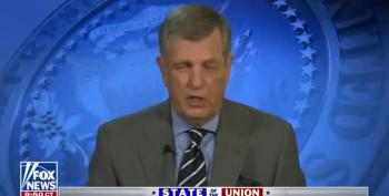 Brit Hume Struggles To Avoid Calling Stacey Abrams 'Articulate'