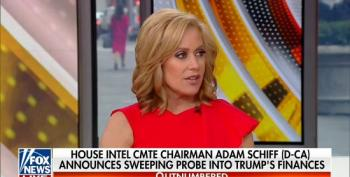 Fox's Melissa Francis: Trump Couldn't Be Trying To Use Presidency To Enrich Himself Because He's Lost Money