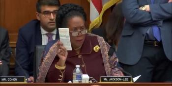 Rep. Sheila Jackson Lee Castigates Acting AG Matthew Whitaker During Hearing
