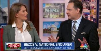 David Brody: Media Looking Into Trump's Ties On Bezos/National Inquirer Story Could Help Trump