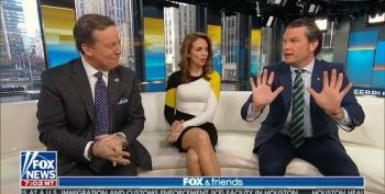 Fox's Pete Hegseth Says He Hasn't Washed His Hands For 10 Years