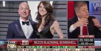 Judge Napolitano: Bezos Blackmail 'Bad News For Trump'