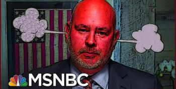 Howard Schultz Consultant Steve Schmidt Walks Off His Own Podcast
