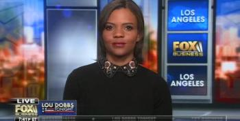 Hitler Apologist Candace Owens Talks To Lou Dobbs About Hitler