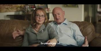 Mark Kelly Announces Senate Bid In Arizona