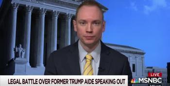 Former Aide Sues Trump Over NDA - 'I Don't Like Bullies'