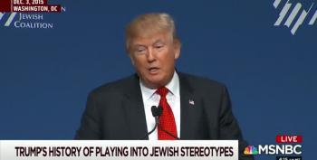 Morning Joe: 'The Hypocrisy Is So Thick Here' On Trump And Anti-Semitism