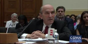 Rep. Omar Lights Up Elliott Abrams