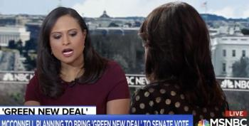 MSNBC Panel Worries That Green New Deal Is 'Too Coastal' For Freezing Midwest