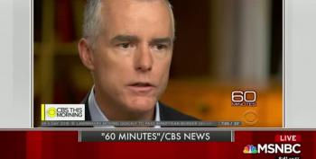 Andrew McCabe: We Looked At Using 25th Amendment To Remove Trump
