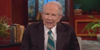Pat Robertson Is Horrified About The 22 Trillion Federal Deficit