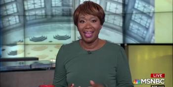 Joy Reid: 'Mob-ocracy' Has Developed Around Donald Trump