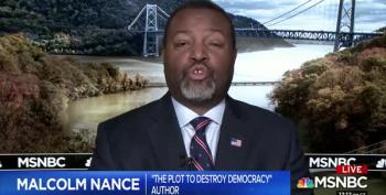 Malcolm Nance: 'Trump Can't Handle The Truth'