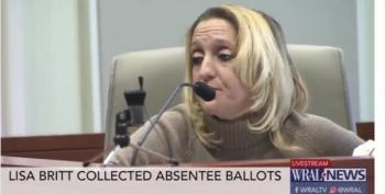WHOA: NC-09 Hearings Include Admitted Ballot Fraud By Harris Campaign