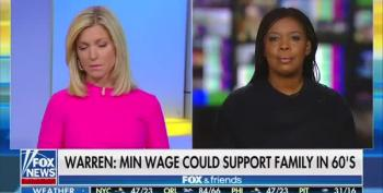 Star Parker Paid More Than $7.25 An Hour To Denounce Minimum Wage