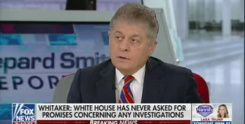 Judge Napolitano On NY Times Blockbuster: 'I've Never Seen Anything Like This Before'