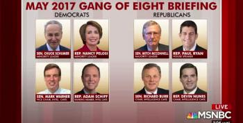 Andrew McCabe: 'No Concerns' From Gang Of Eight The FBI Was Going To Investigate Trump