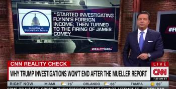 John Avlon: Trump Investigations Won't End After Mueller Report