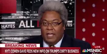 Elie Mystal Nails It: Mueller Is 'Coming At Trump Like Syphillis'