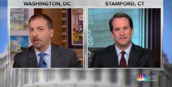 Chuck Todd: 'Is There Anything That Has Changed In The Intel Committee Since The Chairmanships Changed?'