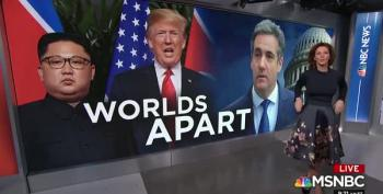 While Trump Meets With Kim Jung Un, Michael Cohen Meets With Senate