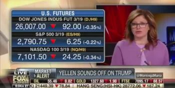 Maria Bartiromo Defends Trump's Ignorance Regarding The Fed