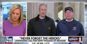 Jon Stewart Braves The Fox News Den To Advocate For 9-11 First Responders