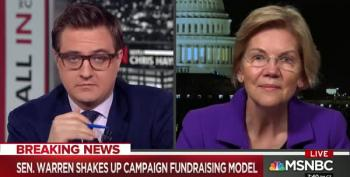 Senator Warren Seems Just Fine With Eliminating The Filibuster