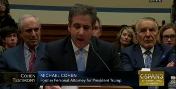 Cohen Predicts If Trump Loses 2020 - NO 'Peaceful Transition'