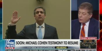 Napolitano: Four Trump Felonies In Cohen Testimony