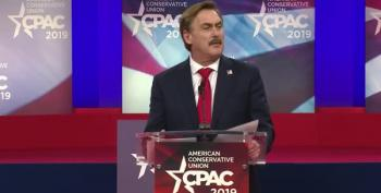 MyPillow's Mike Lindell Says Trump 'Was Chosen By God'