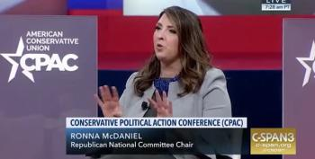 RNC Chairwoman Says Government Did Not Create The Internet