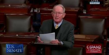 Lamar Alexander Warns Trump On 'Emergency'