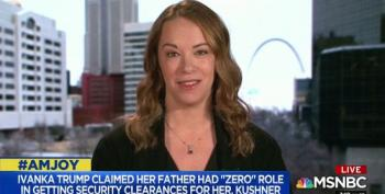 Sarah Kendzior: 'Get This Crime Family Out Of The White House Now!'