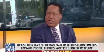Larry Elder Flips Out Over Dems Request For More Trump Documents