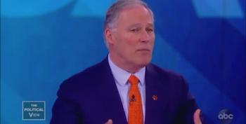 Gov Inslee Pwnd Meghan McCain Over Her Fearmongering The Green New Deal