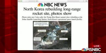 North Korea Lied To Trump, Is Rebuilding Nuclear Missile Test Site