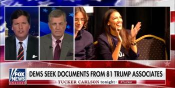 Brit Hume Calls Alexandria Ocasio-Cortez 'Adorable...like A 5 Year-old Child'