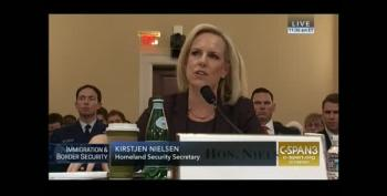 Somehow Sec. Nielsen Knows Numbers For Republicans But Not Democrats On The Committee